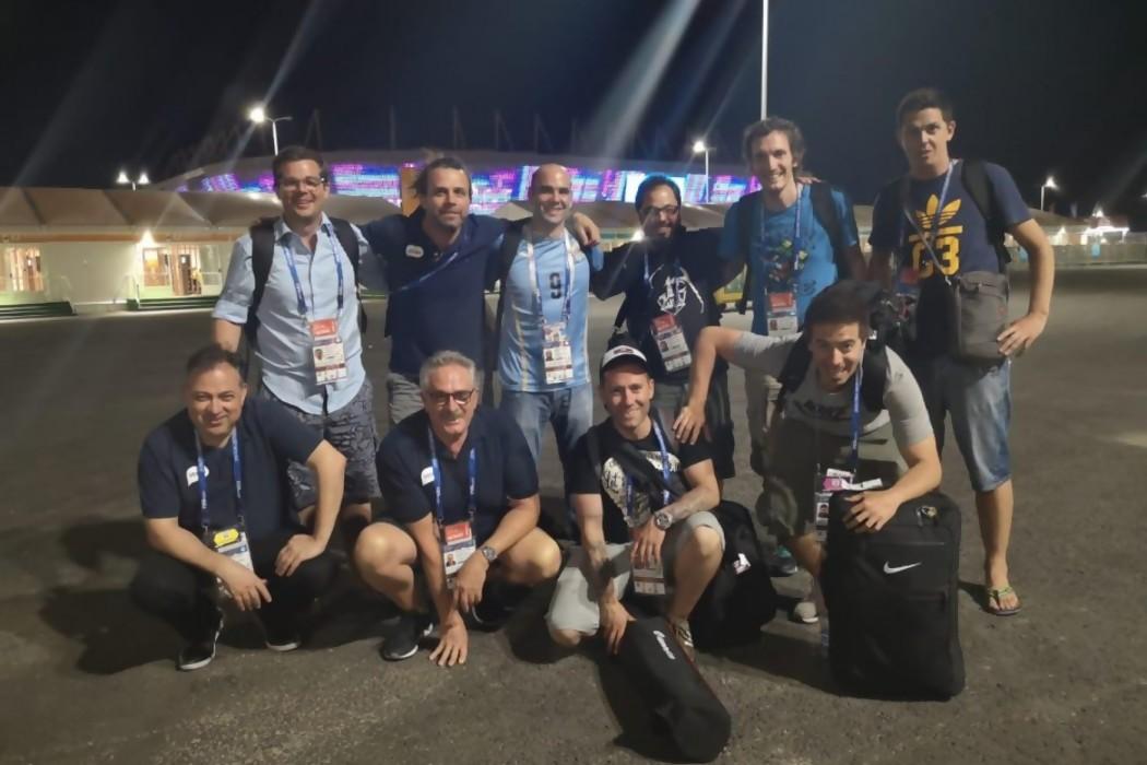 Lo que no se vio ni se escuchó de la transmisión de 13a0 — Audios | Del Sol 99.5 en el Mundial Rusia 2018