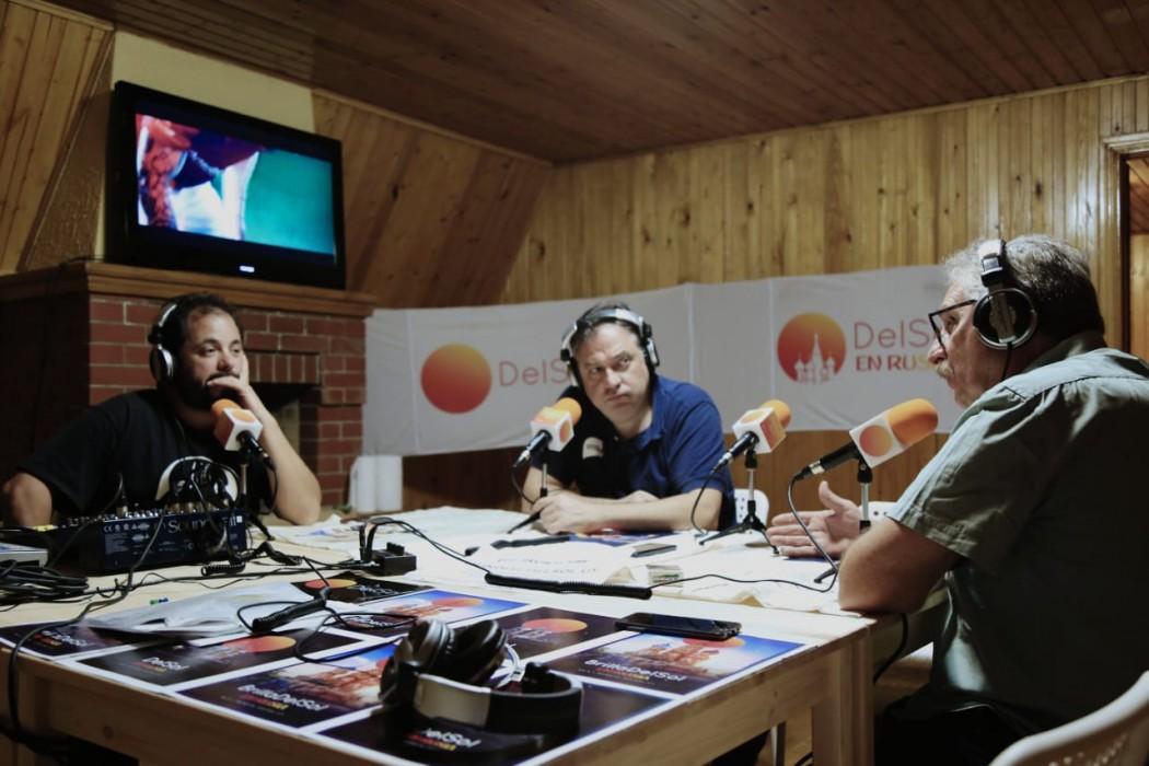 La Mesa de 13 a 0 en Moscú — Audios   Del Sol 99.5 en el Mundial Rusia 2018