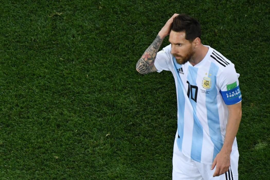 Los argentinos en Rusia que puteaban la publicidad (móvil) de Messi — Audios   Del Sol 99.5 en el Mundial Rusia 2018