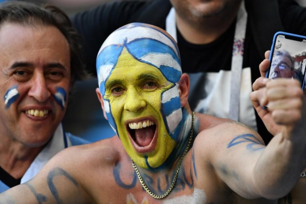 Darwin en la previa de Uruguay-Rusia — Audios | Del Sol 99.5 en el Mundial Rusia 2018