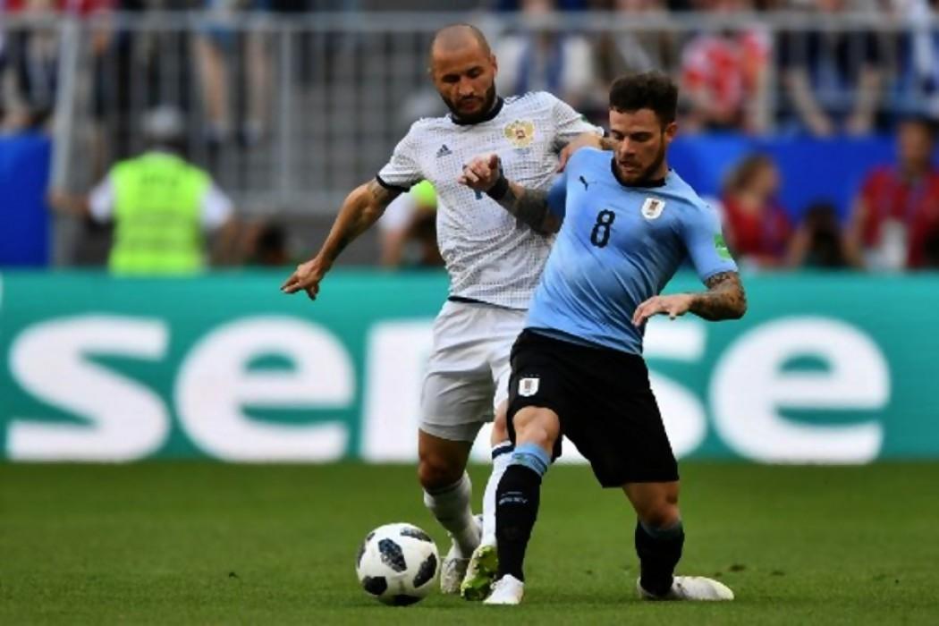 Uruguay 3 - 0 Rusia — Audios | Del Sol 99.5 en el Mundial Rusia 2018
