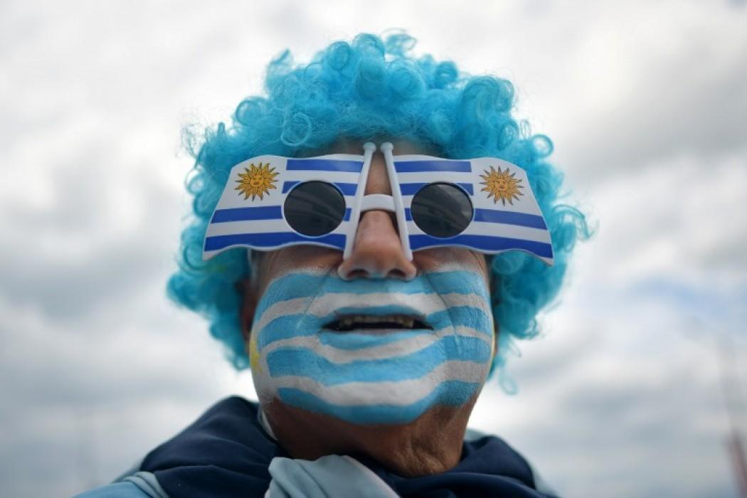 En la previa de Uruguay-Francia, las cosas que le dan optimismo a Darwin — Sol | Del Sol 99.5 en el Mundial Rusia 2018