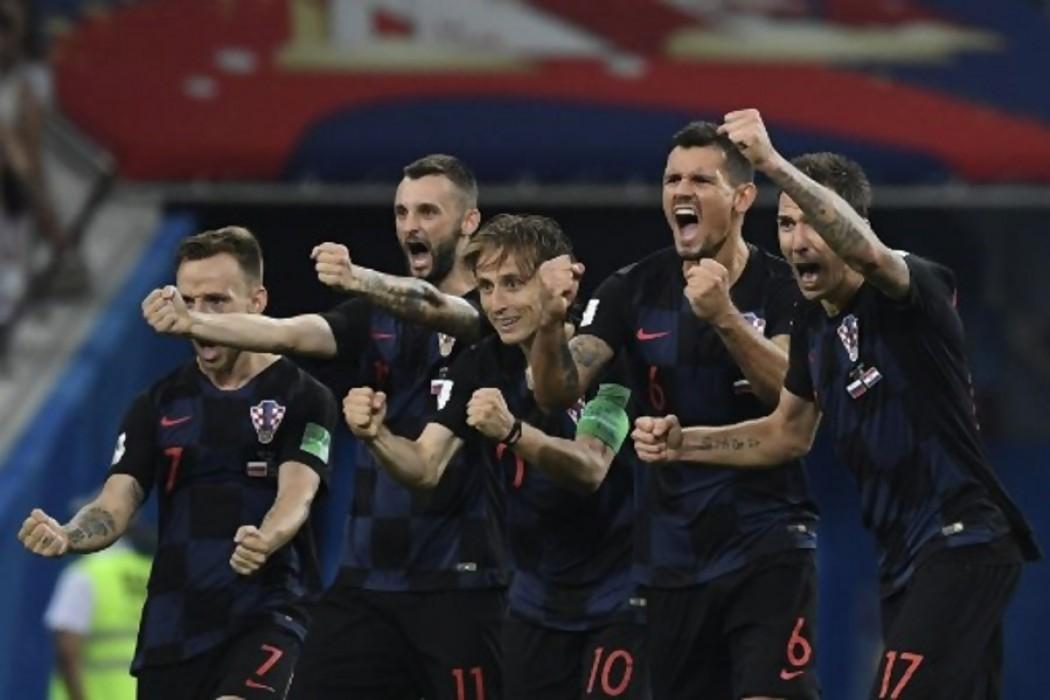 Rusia 2 (3) - 2 (4) Croacia  — Sol | Del Sol 99.5 en el Mundial Rusia 2018