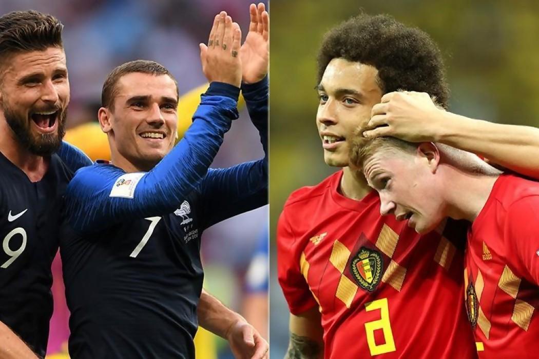 Los favoritos de 13a0 para la final — Sol | Del Sol 99.5 en el Mundial Rusia 2018
