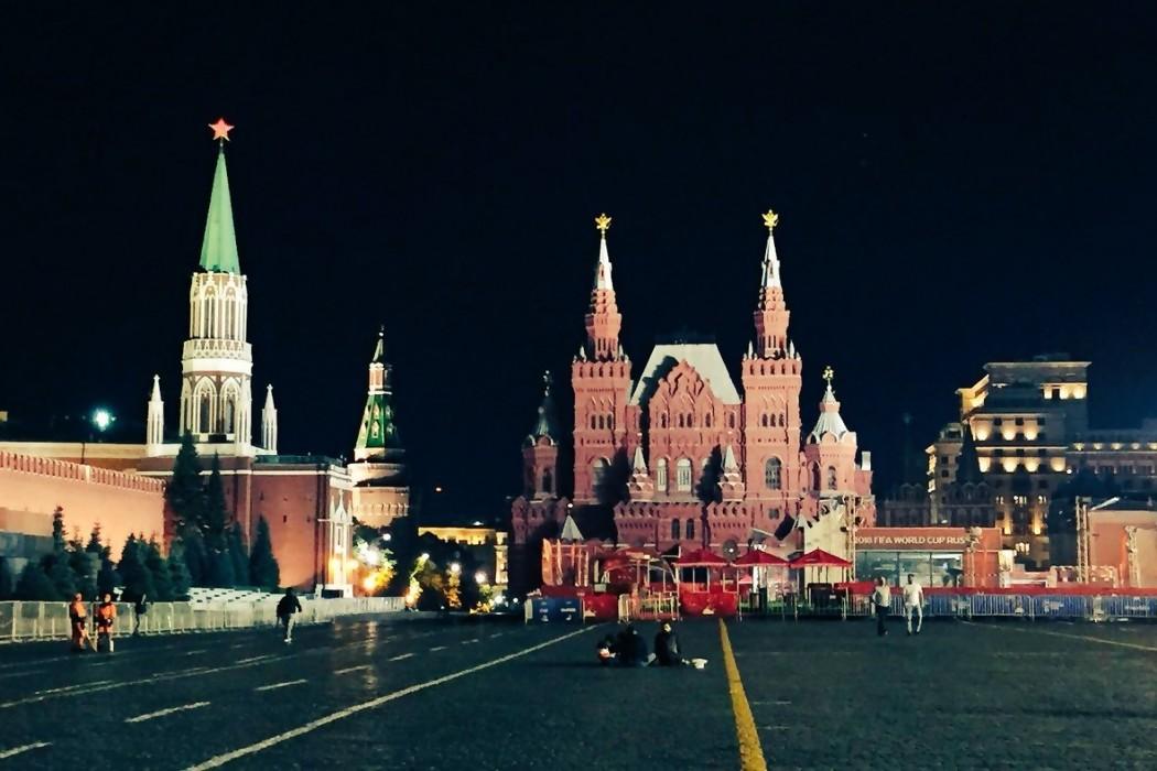 Un paseo por Moscú y sus historias — Audios | Del Sol 99.5 en el Mundial Rusia 2018
