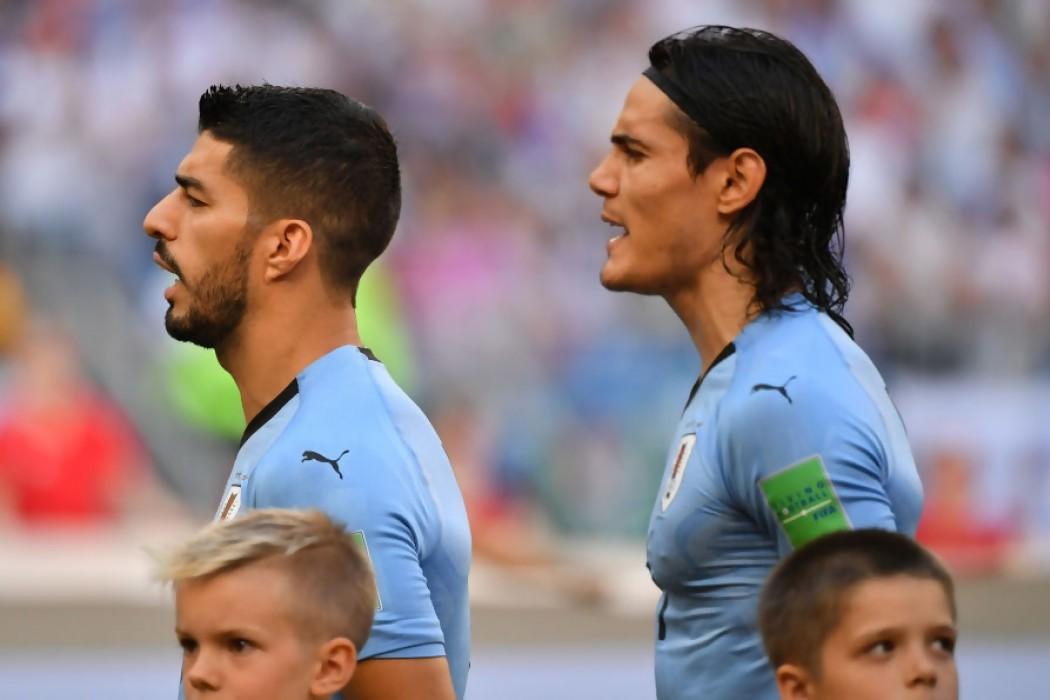 Cavani, Suárez y los demás que faltaban en el 1x1 — Audios | Del Sol 99.5 en el Mundial Rusia 2018