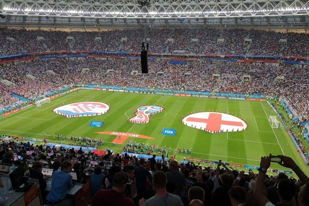 El relator vivió la fiesta croata — Sol | Del Sol 99.5 en el Mundial Rusia 2018