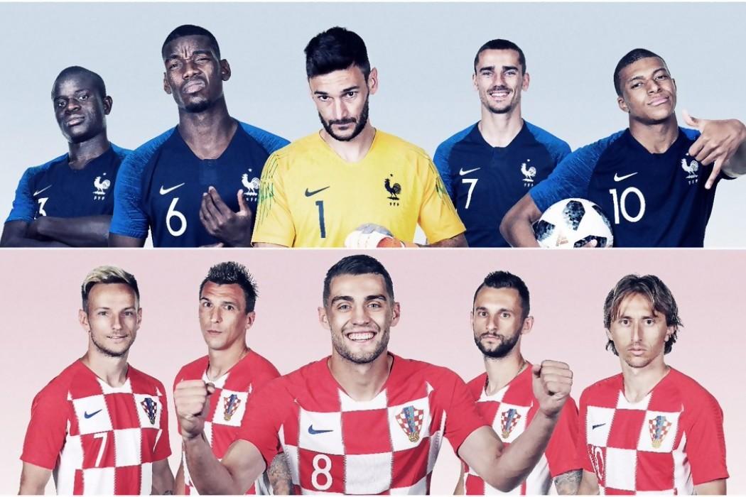 Los pronósticos de 13 a 0 para la final — Sol | Del Sol 99.5 en el Mundial Rusia 2018