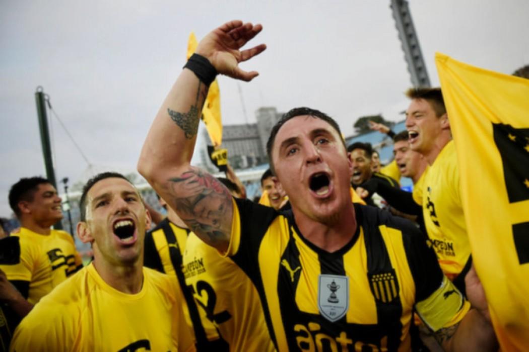 Los protagonistas del Peñarol campeón uruguayo 2018 — DelSol | Del Sol 99.5 en el Mundial Rusia 2018