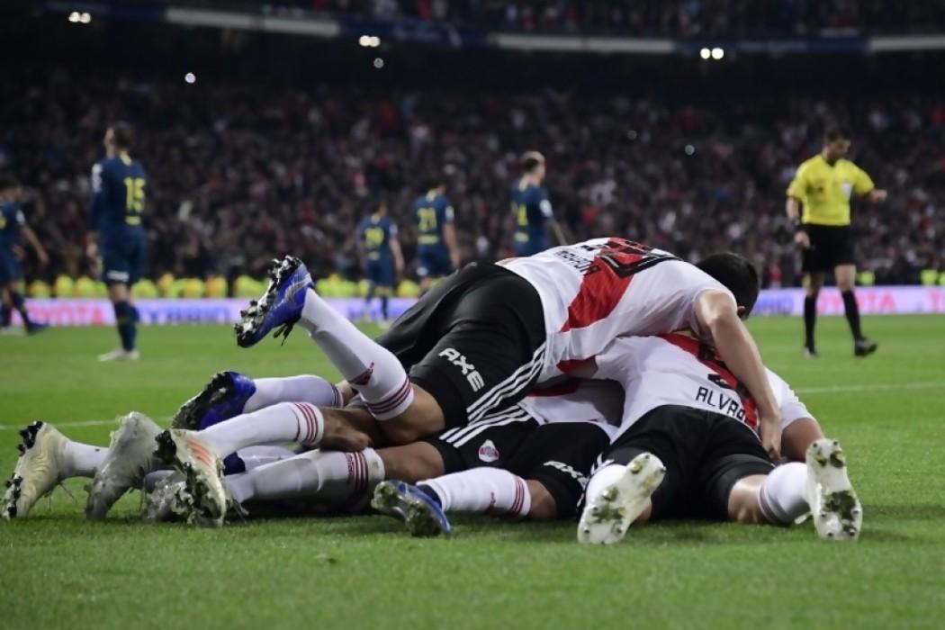 River Plate 3 - 1 Boca Juniors — DelSol   Del Sol 99.5 en el Mundial Rusia 2018