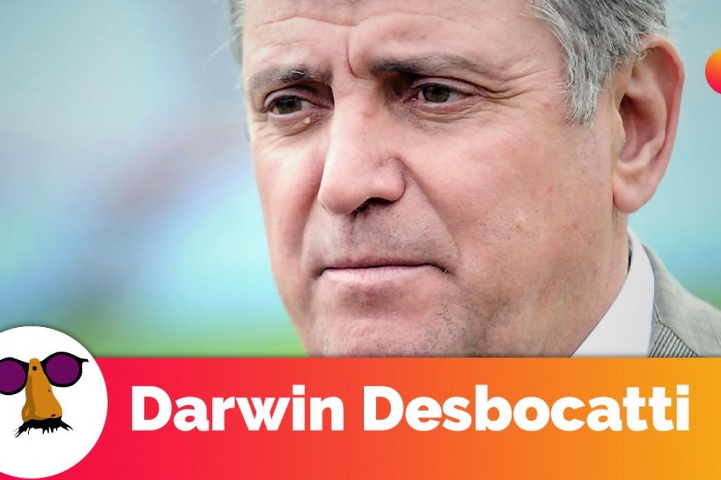 Lo mejor de las columnas de Darwin del 26/12 al 28/12 — DelSol | Del Sol 99.5 en el Mundial Rusia 2018