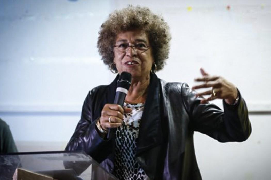 La activista Angela Davis en Uruguay — DelSol | Del Sol 99.5 en el Mundial Rusia 2018