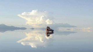 Salar de Uyuni - Tasa de embarque - DelSol 99.5 FM