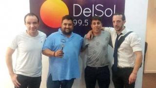 La Moto del Toto con Federico Rariz - La moto del Toto - DelSol 99.5 FM
