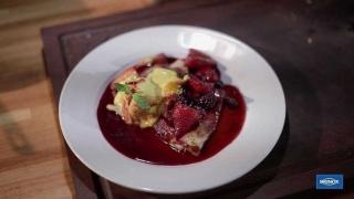 Postre fácil y rápido: Panqueques de frutos rojos - Gourmet - DelSol 99.5 FM