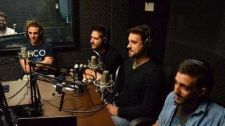 Requinto Rock - Arriba los que escuchan - DelSol 99.5 FM