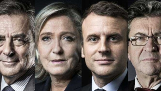 El perfil de los cuatro candidatos en Francia - Colaboradores del Exterior - DelSol 99.5 FM