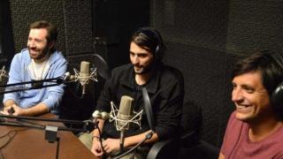 Cashetano La Merluza - Arriba los que escuchan - DelSol 99.5 FM