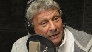 Frank McGregory con Alberto Kesman - Frank McGregory - DelSol 99.5 FM