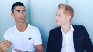 ¿Liberman tiene el celular de Cristiano Ronaldo? - La duda - DelSol 99.5 FM