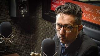 Patricio Pron y su nuevo desafío como escritor - Hoy nos dice ... - DelSol 99.5 FM