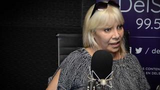 Lilián Anchorena en Aldo Contigo - Tio Aldo - DelSol 99.5 FM