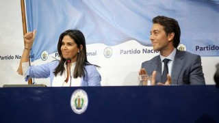 """Alonso sumó su fuerza """"femenina conservadora"""" a Sartori - Victoria Gadea - DelSol 99.5 FM"""