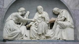 Grayas, arpías y moiras: los tríos de diosas - Segmento dispositivo - DelSol 99.5 FM