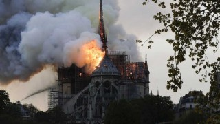 El incendio de Notre Dame y sus responsables, según Darwin - Columna de Darwin - DelSol 99.5 FM