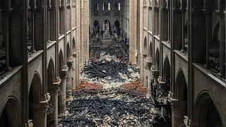 Incendio en la catedral de Notre Dame - Titulares y suplentes - DelSol 99.5 FM