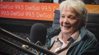 """La vida de Lucía Topolansky, la lucha armada en Uruguay y el objetivo de """"pelear por el país"""" - Charlemos de vos - DelSol 99.5 FM"""