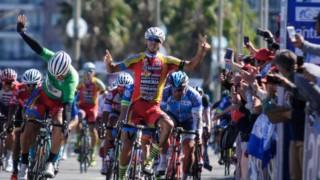 La 76ª Vuelta Ciclista del Uruguay y el relato del Pepe Giacusa - Audios - DelSol 99.5 FM