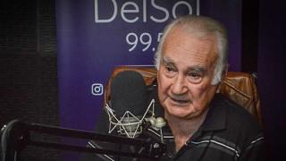 """Luis Agosto: """"Yo le dije a Gavazzo, «usted es un hijo de p…»"""" - Entrevista central - DelSol 99.5 FM"""
