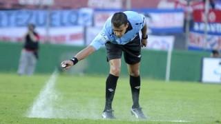 Nacional marcó la cancha y apuntó a los árbitros - Informes - DelSol 99.5 FM