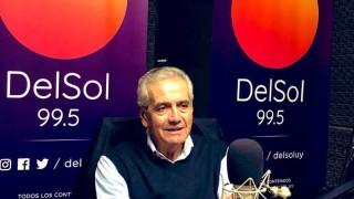 """""""La llama del entrenador sigue encendida y me preparo para volver a dirigir"""" - Entrevistas - DelSol 99.5 FM"""