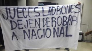 Guardianes de Nacional en Locos por el Fútbol - Audios - DelSol 99.5 FM