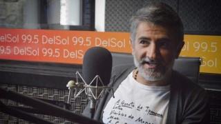 """La vida de Gustaf, el actor que escribe y Fénix como """"metáfora perfecta"""" de Capurro - Charlemos de vos - DelSol 99.5 FM"""