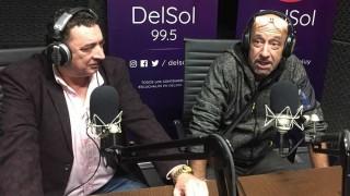 Yesty Prieto y Rolando Paz visitan La Moto del Toto - La moto del Toto - DelSol 99.5 FM