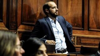 Amado, el negociador del FA en los últimos días de legislatura - Departamento de periodismo electoral - DelSol 99.5 FM