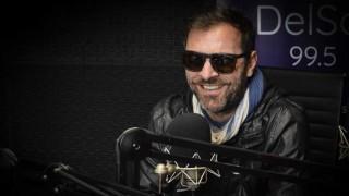 Kevin Johansen junto a los galanes - Audios - DelSol 99.5 FM