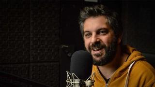 Gabriel Calderón festeja la mentira en la Sala Verdi - Hoy nos dice - DelSol 99.5 FM