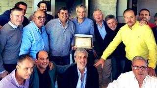 Catino y el clásico en el Campeón del Siglo - Audios - DelSol 99.5 FM