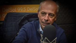 """Javier García: """"Para credenciales de lucha contra la dictadura, yo me anoto primero"""" - Entrevista central - DelSol 99.5 FM"""