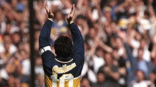 El adiós de Maradona: Ideología, contradicciones, fútbol y talento - Informes - DelSol 99.5 FM