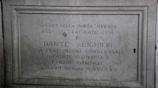 La tumba de Dante Alighieri - Segmento dispositivo - DelSol 99.5 FM