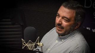 Mario Bergara en los premios Domingo - Zona ludica - DelSol 99.5 FM