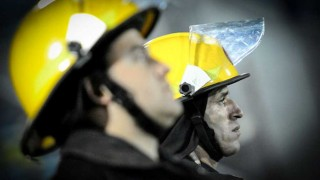La insalubridad no reconocida de los bomberos y el esguince mental que genera Talvi - NTN Concentrado - DelSol 99.5 FM
