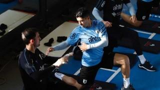 La rodilla de Suárez vuelve a ser noticia cinco años después  - Diego Muñoz - DelSol 99.5 FM