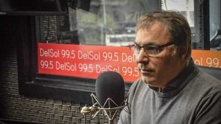 La gira de Rolón por Uruguay - Hoy nos dice - DelSol 99.5 FM