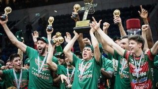 Aguada campeón de la Liga Uruguaya de Básquetbol 2018/19 - Titulares y suplentes - DelSol 99.5 FM